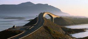 """Constructia norvegiana a secolului - Atlantic Road"