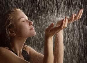 dans in ploaie